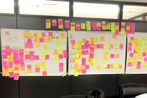 若手による会社全体を巻き込んだプロジェクト発足を通じて、風土改革を行った事例
